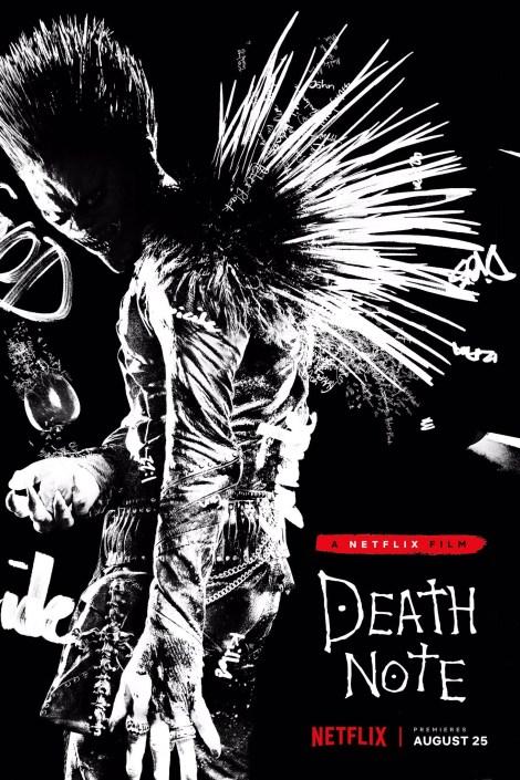 Death Note –Netflix